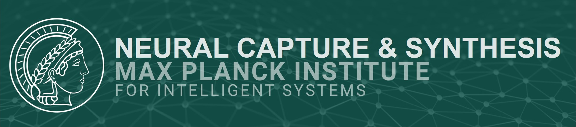 Neural Capture and Synthesis at the Max Planck Institute for Intelligent Systems